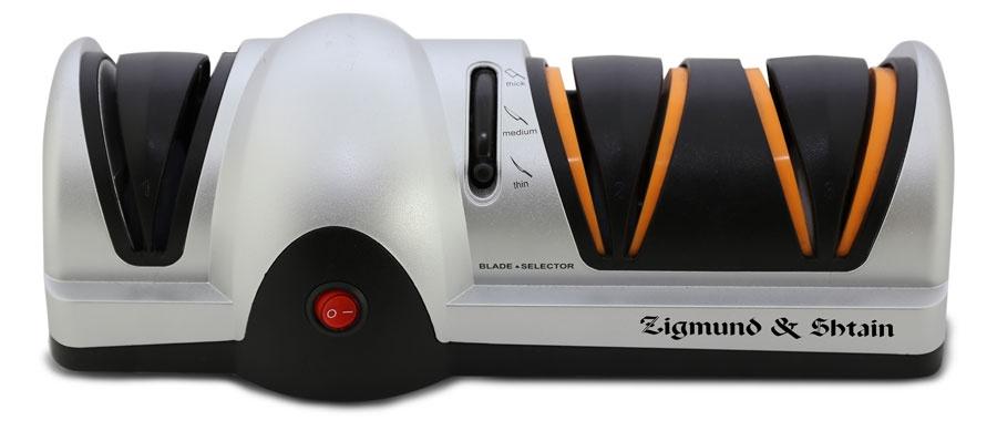 Точилка для ножей Zigmund Shtain Sharpprofi ZKS-911 Мощность: 60 Вт Номинальное...