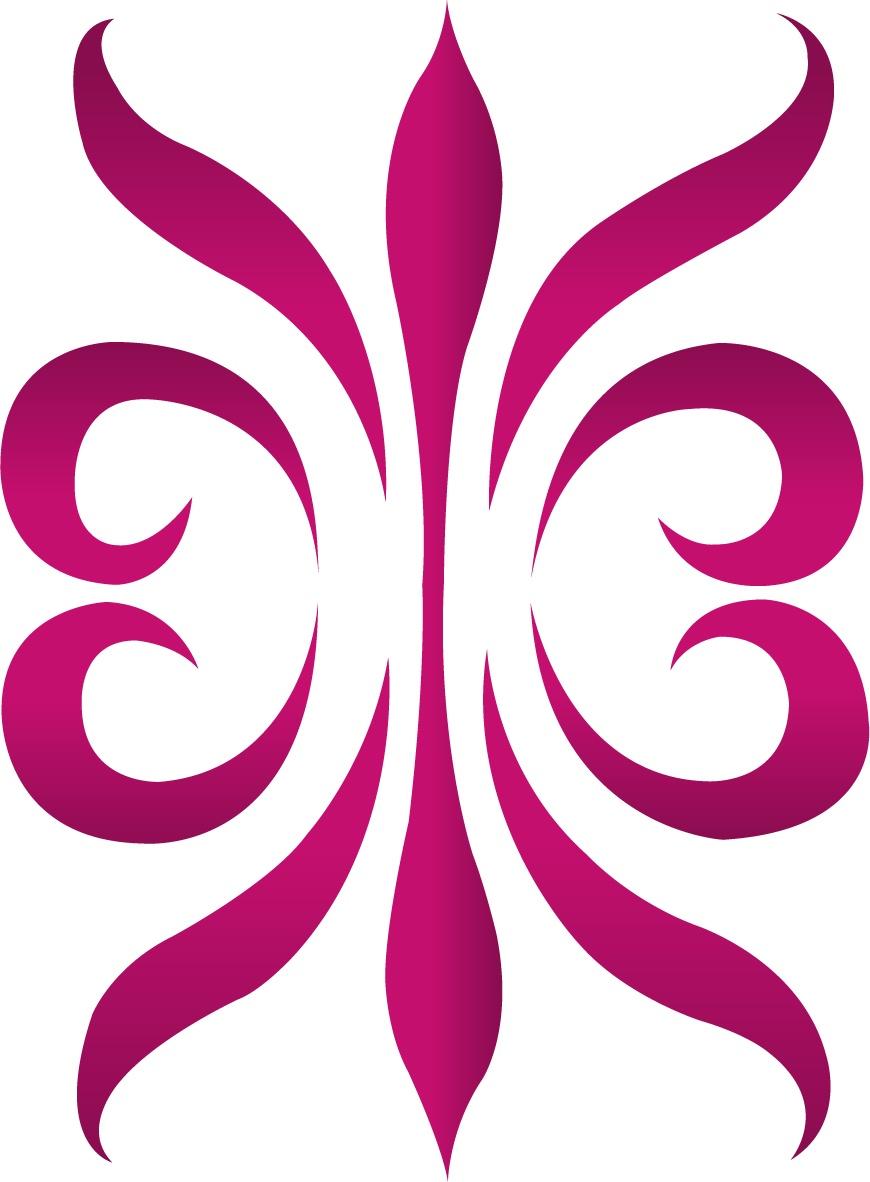 Трафарет 15х20, № 094, арабеска наклейки les decoratives трафарет ld ld01421