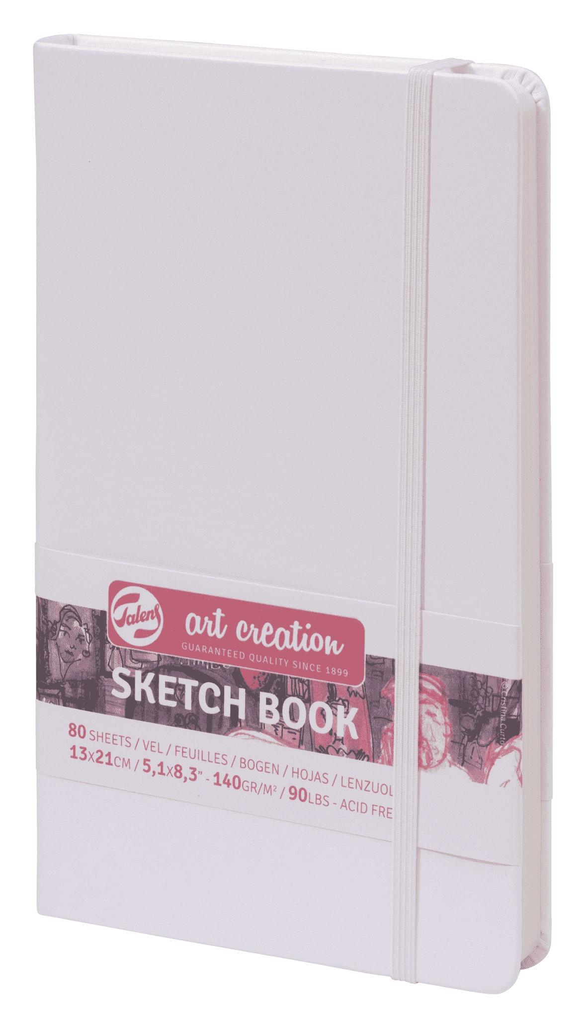 Royal Talens Блокнот для зарисовок Art Creation цвет белый 80 листов 9314102M цены онлайн