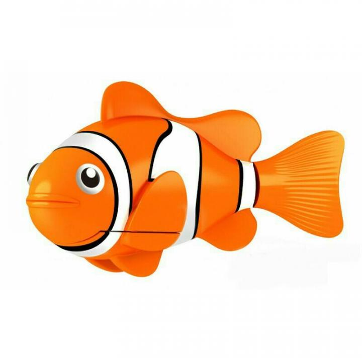 Роборыбка КЛОУН интерактивная игрушка pannorama панно рыбка клоун