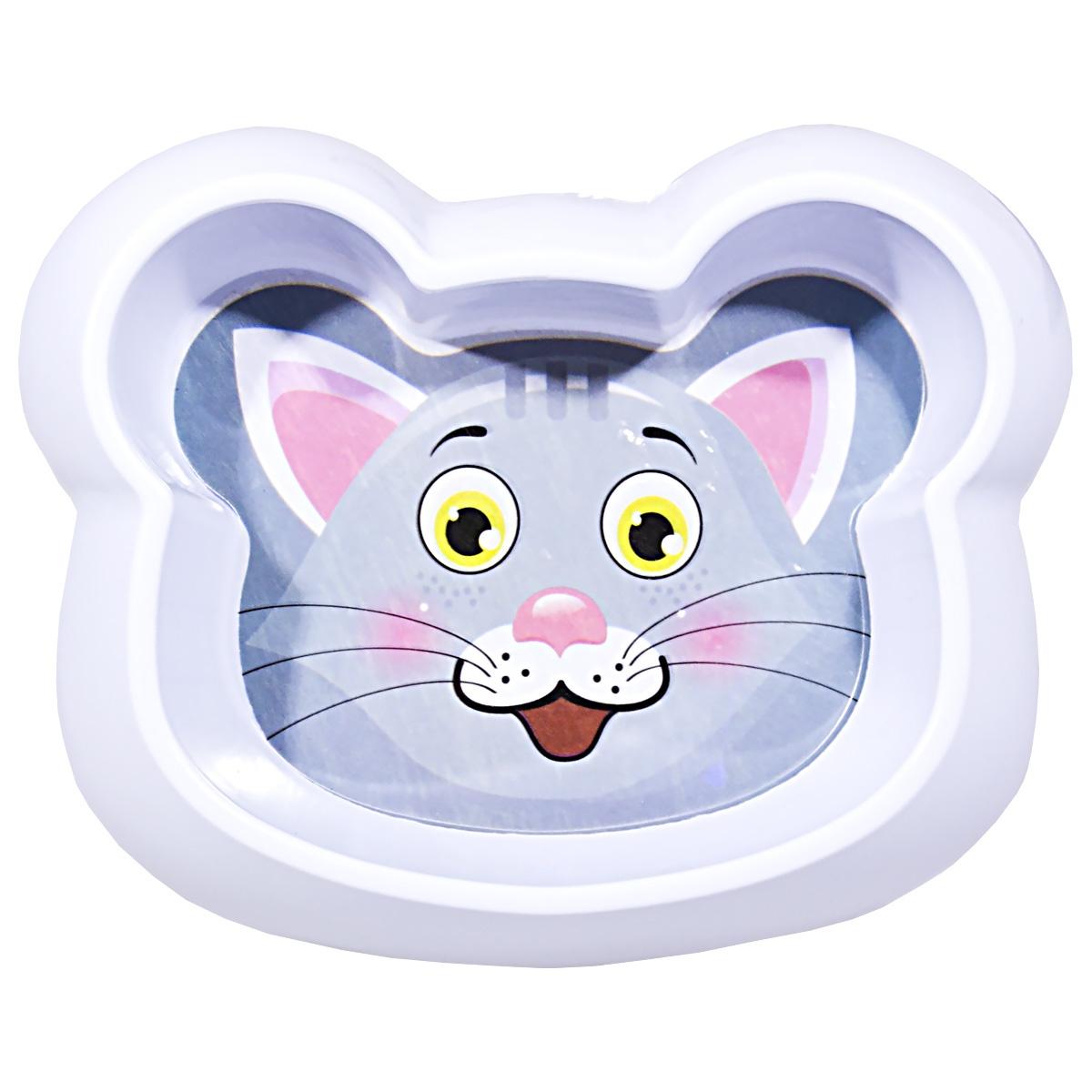 Миска для кошек АСН пластик WZ-006