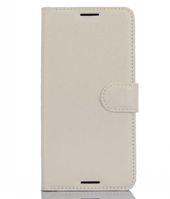 Чехол-книжка MyPads для HTC Desire 530 / Desire 630 Dual SIm ( LTE 4G / 530U / EEA) 5.0 с мульти-подставкой застёжкой и визитницей белый htc desire 626g dual sim eea blue