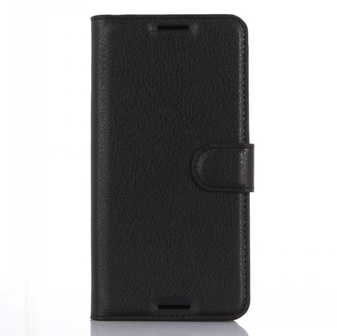 Чехол-книжка MyPads для HTC Desire 530 / Desire 630 Dual SIm ( LTE 4G / 530U / EEA) 5.0 с мульти-подставкой застёжкой и визитницей черный htc desire 626g dual sim eea blue
