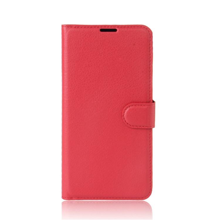 Чехол-книжка MyPads для HTC U Ultra с мульти-подставкой застёжкой и визитницей красный аксессуар чехол для htc u ultra brosco silicone black htc uu tpu black