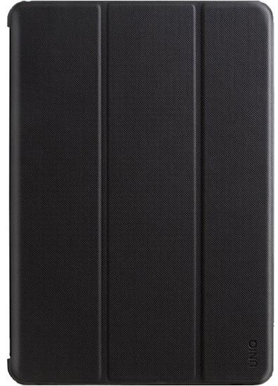 Фото - Чехол Uniq для iPad Mini 5 Transforma Rigor с отсеком для стилуса Black чехол книжка uniq tri fold rigor для apple ipad 9 7 2018 красный