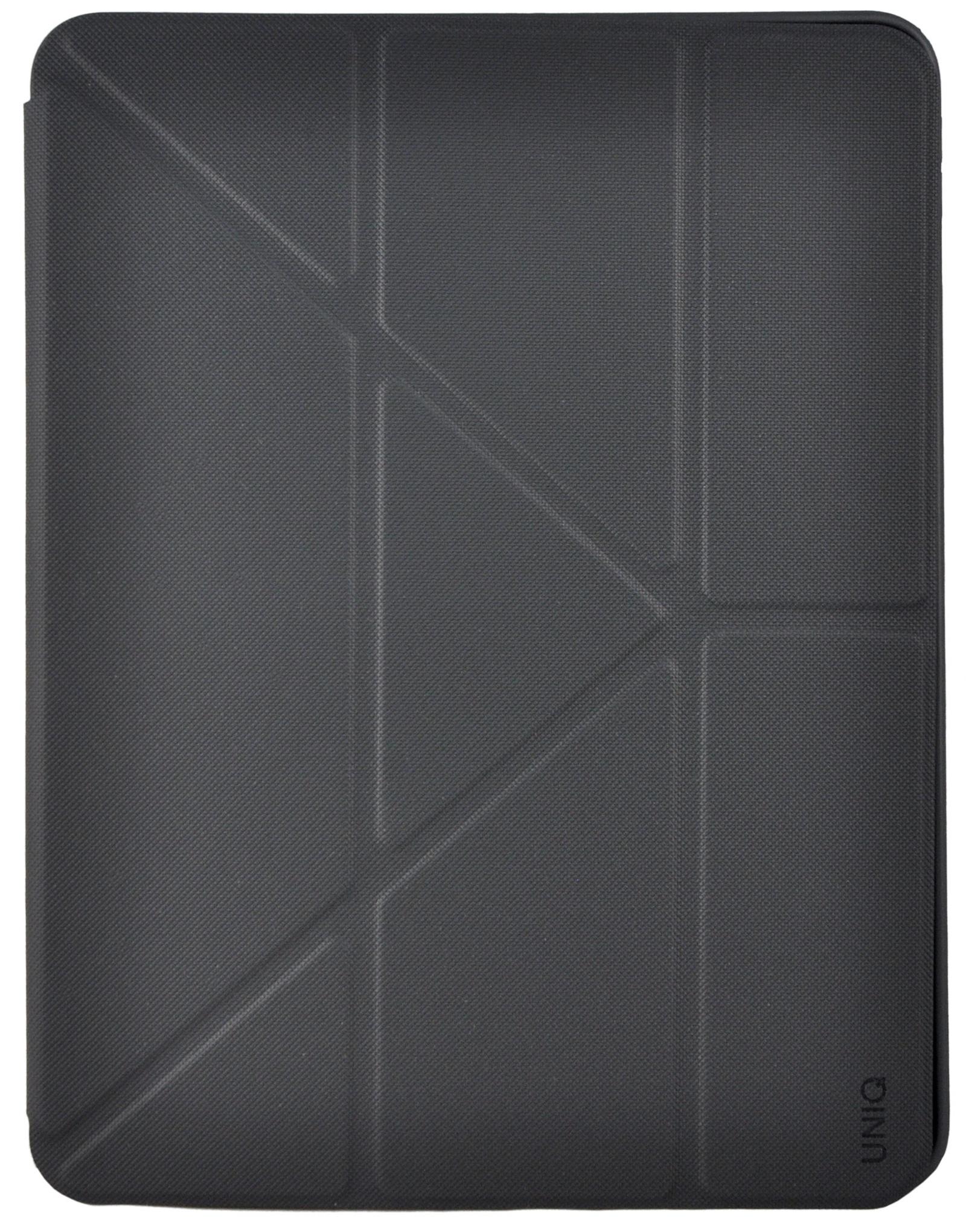 Фото - Чехол Uniq для iPad Pro 12.9 Transforma Rigor с отсеком для стилуса Black чехол книжка uniq tri fold rigor для apple ipad 9 7 2018 красный