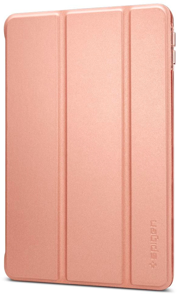 Чехол - книжка Spigen Smart Fold Case, r. gold - iPad mini 5 2019