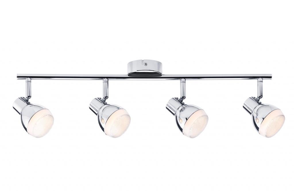 Потолочный светильник Cetin LED 4x5W, хром
