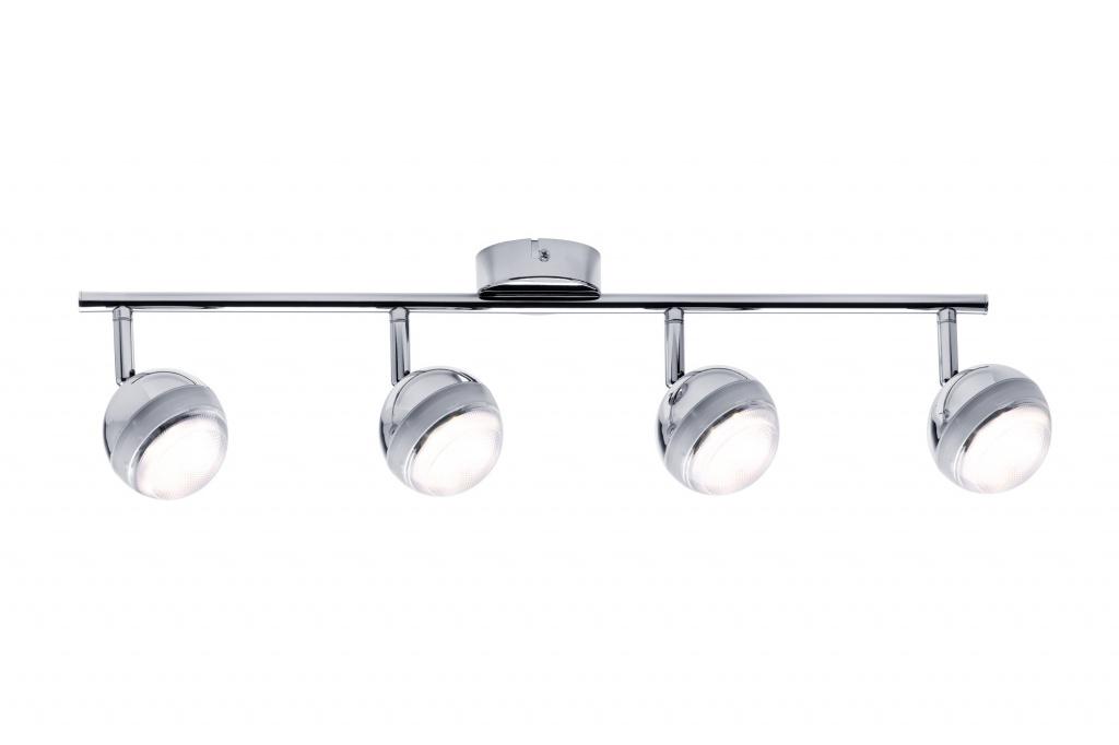 Потолочный светильник Sphero LED 4x5W, хром