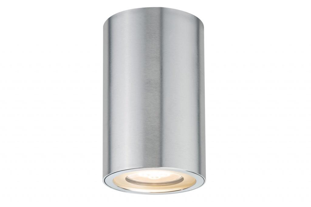 Накладной светильник ABL Set Alu Barrel IP44 1x4,5W Alu цена