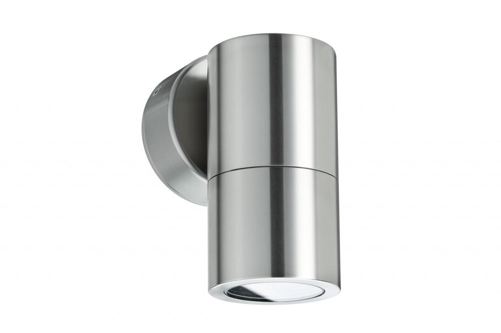 Настенный светильник ABL Set IP44 Flame 1x3,5W GU10 Alu светильник donolux sa1541 sa1543 alu