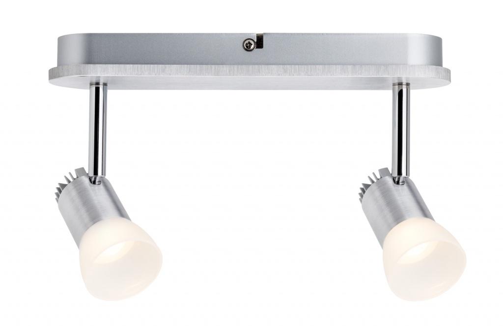 Потолочный светильник Balken 2x3W Alu-geb светильник donolux sa1541 sa1543 alu