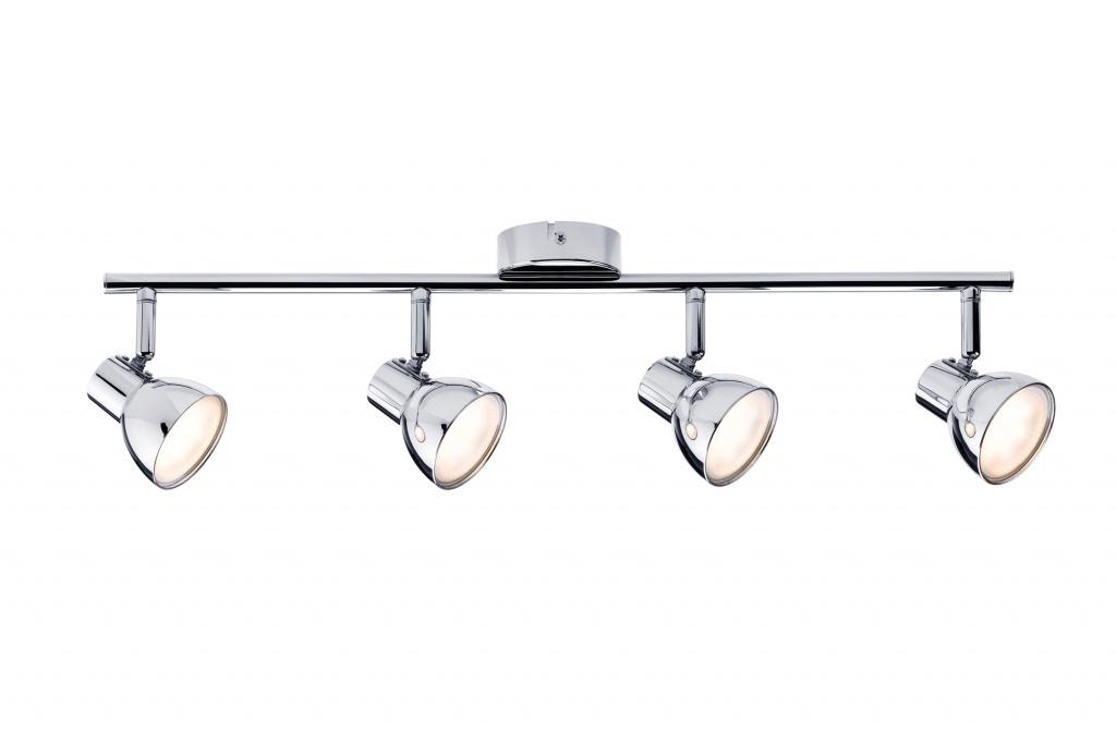 Потолочный светильник Cup LED 4x5W, хром