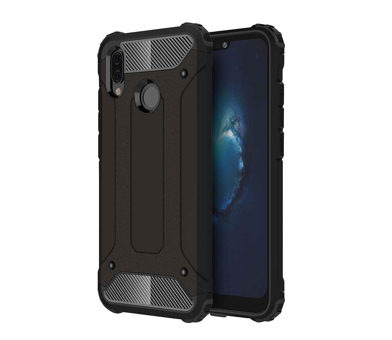 Чехол MyPads для Samsung Galaxy A50 SM-A505F Противоударный усиленный ударопрочный черный love mei mk2 ударопрочный чехол для samsung galaxy note 5 black