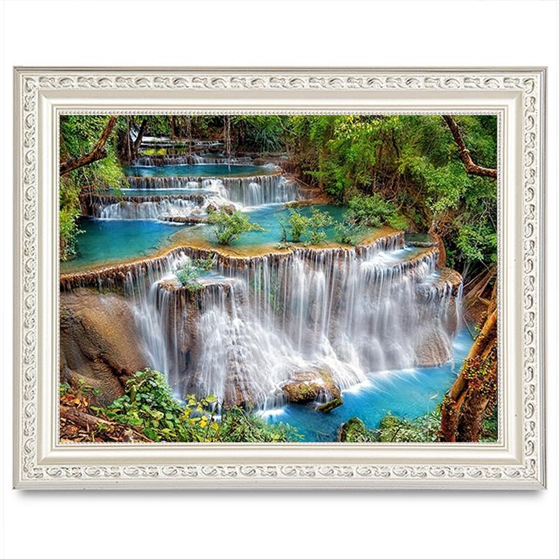 Алмазная вышивка (водопад) цена