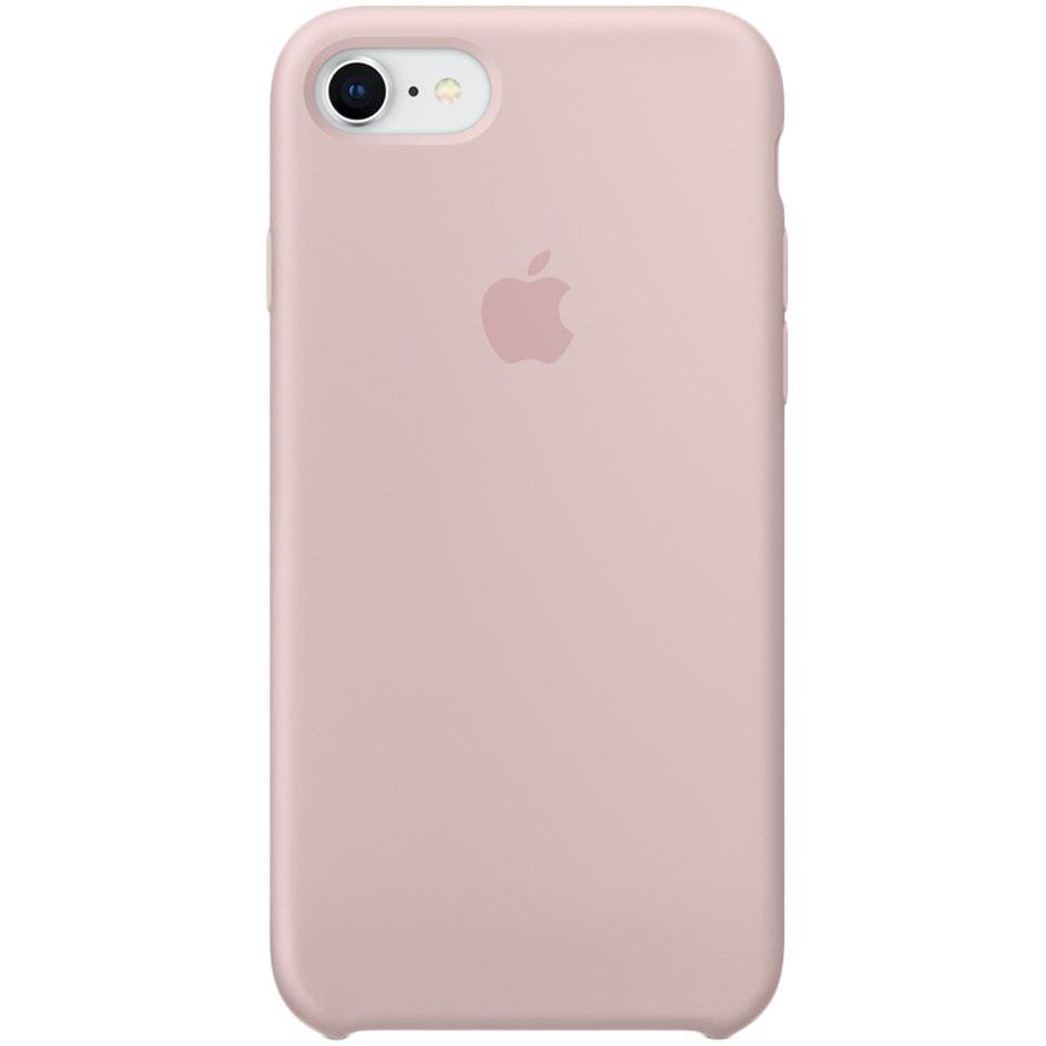 Чехол для Apple iPhone 8 Silicone Case Pink Sand чехол для apple iphone 8 7 silicone case white
