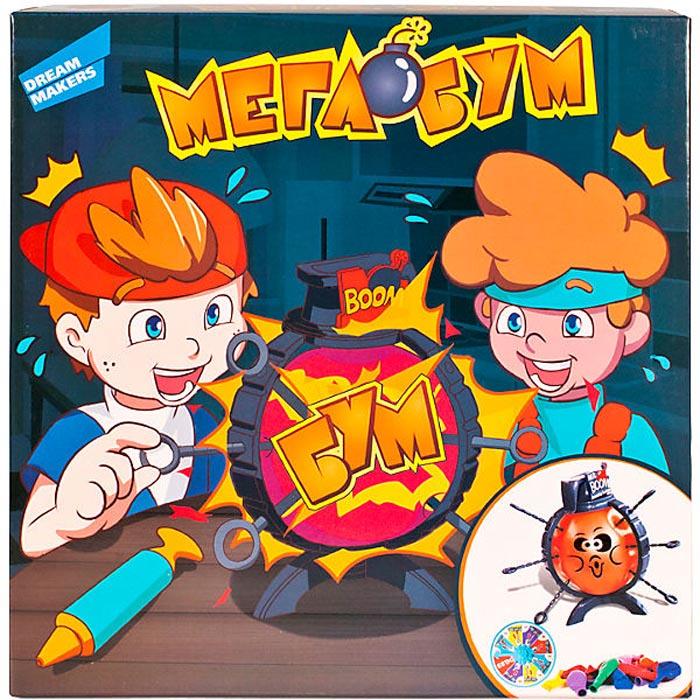 Настольная игра Мега бум настольная игра дженга бум