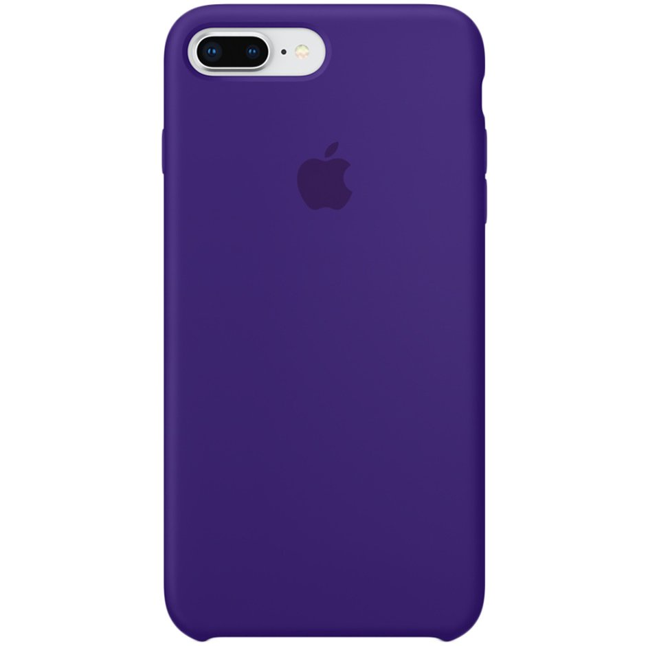 Чехол для Apple iPhone 8 Plus Silicone Case Ultra Violet чехол для apple iphone 8 7 plus silicone case pink sand
