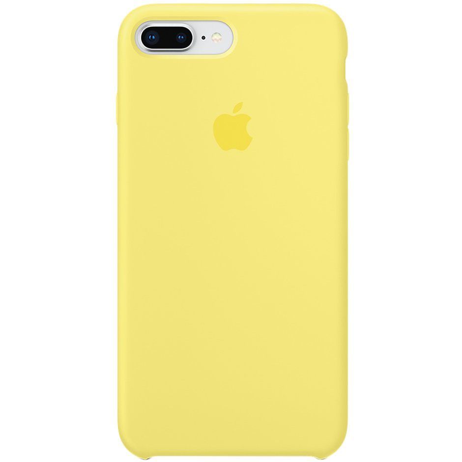 Чехол для Apple iPhone 8 Plus Silicone Case Lemonade чехол для apple iphone 8 7 silicone case white