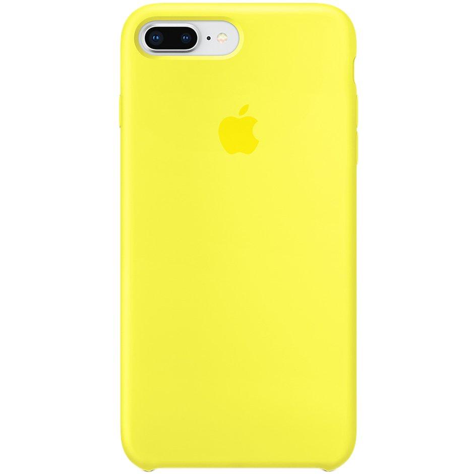 Чехол для Apple iPhone 8 Plus Silicone Case Flash
