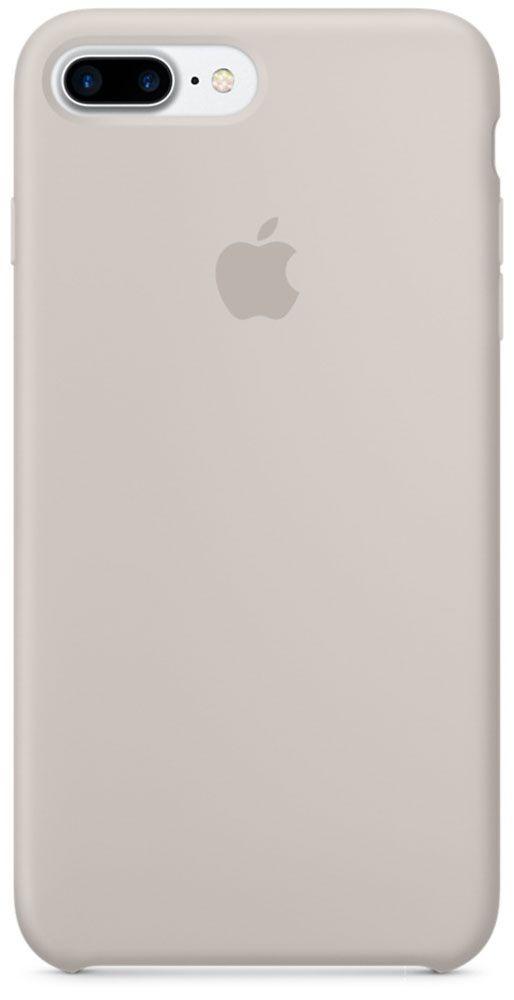 Чехол для Apple iPhone 7 Plus Silicone Case Stone аксессуар чехол для apple iphone 7 8 plus 360 strong magnetic silver 90216