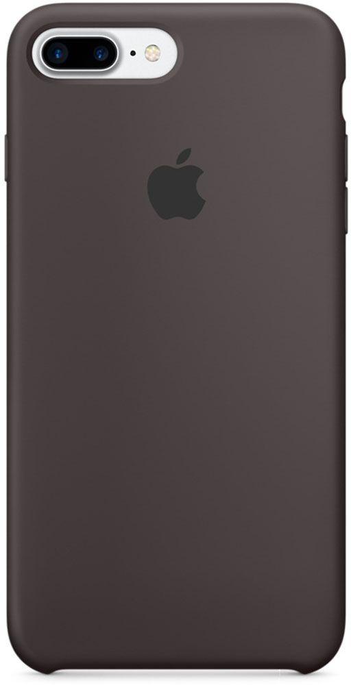 Чехол для Apple iPhone 7 Plus Silicone Case Cocoa аксессуар чехол для apple iphone 7 8 plus 360 strong magnetic silver 90216