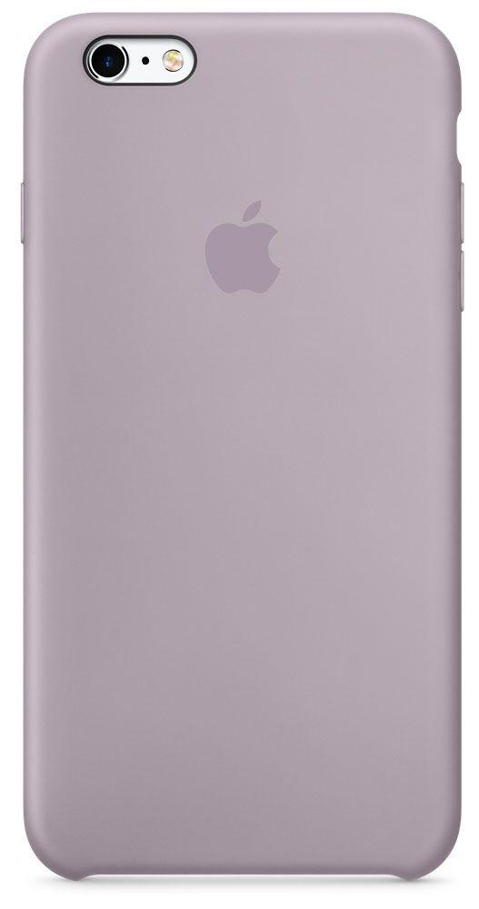 цена на Чехол для Apple iPhone 6 Plus/6S Plus Silicone Case Lavender