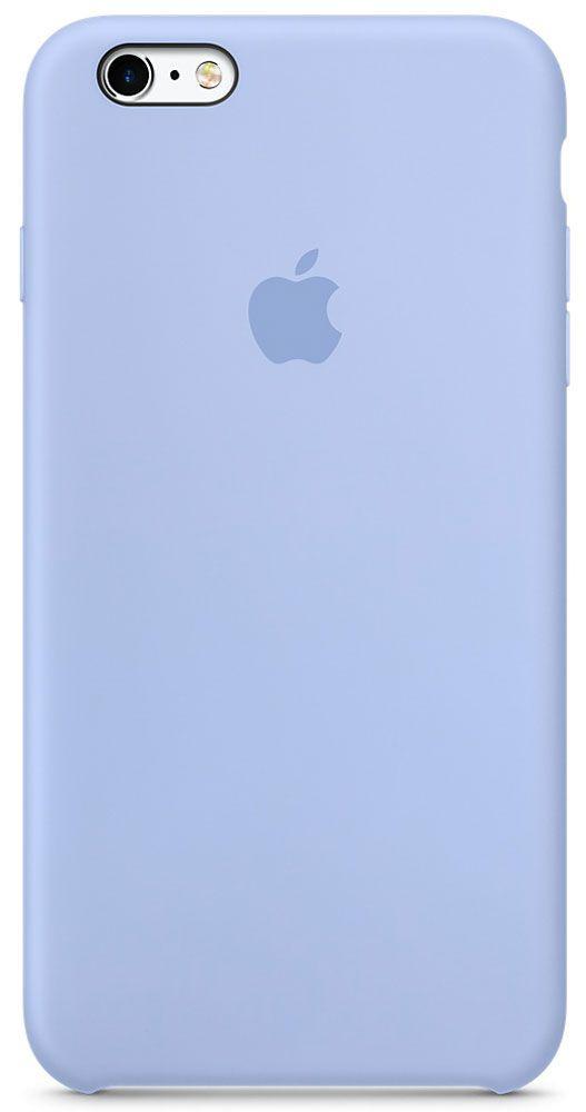 Чехол для Apple iPhone 6 Plus/6S Plus Silicone Case Lilac аксессуар чехол innovation silicone case для apple iphone 6 6s plus dark pink 10620