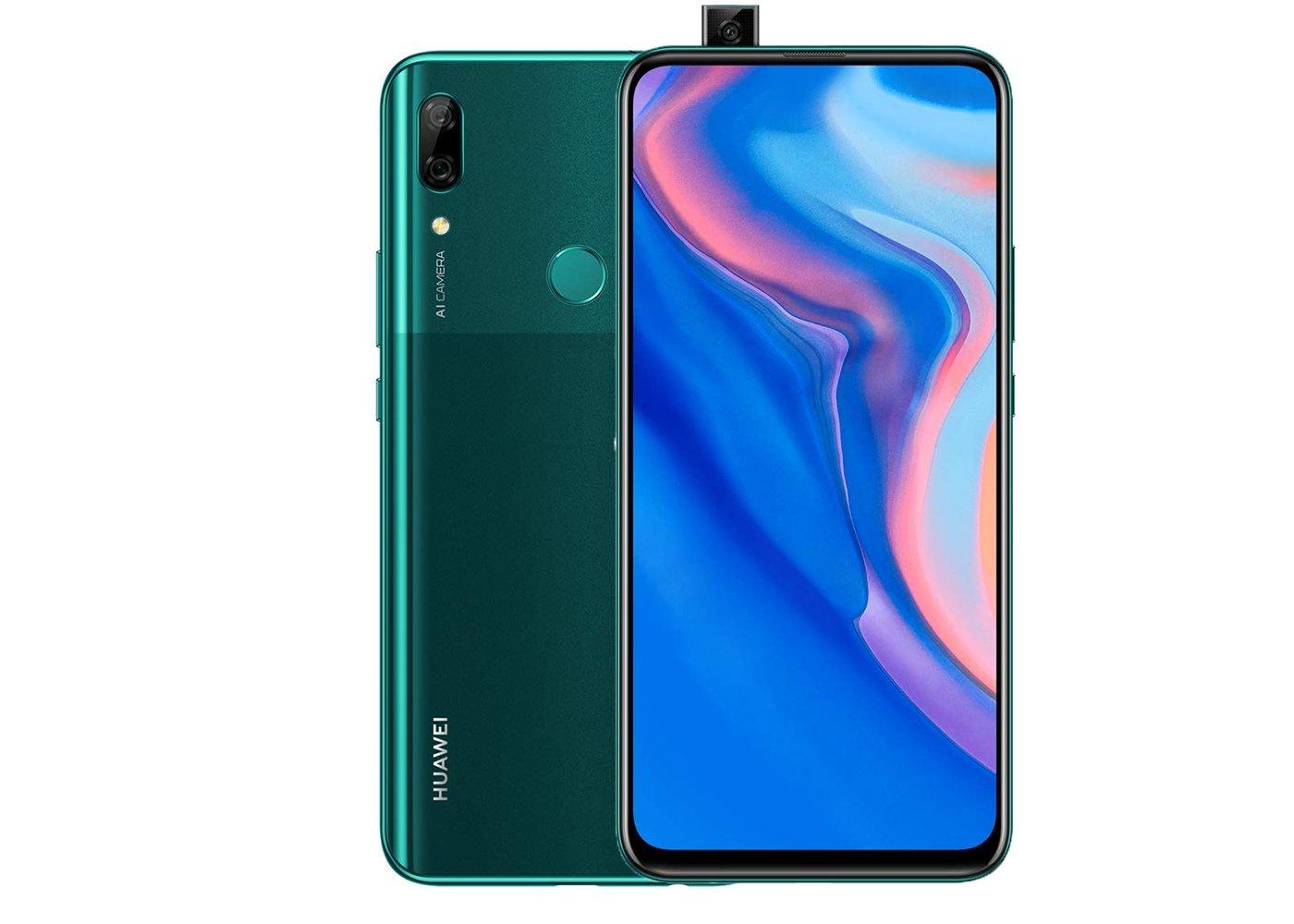 Смартфон Huawei P smart Z 4/64GB, зеленый