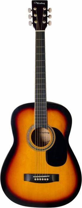 Акустическая гитара Veston F-38/SB, светло-коричневый купить эвиналь