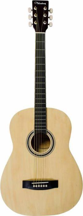 Акустическая гитара Veston F-38/NT, светло-бежевый купить эвиналь