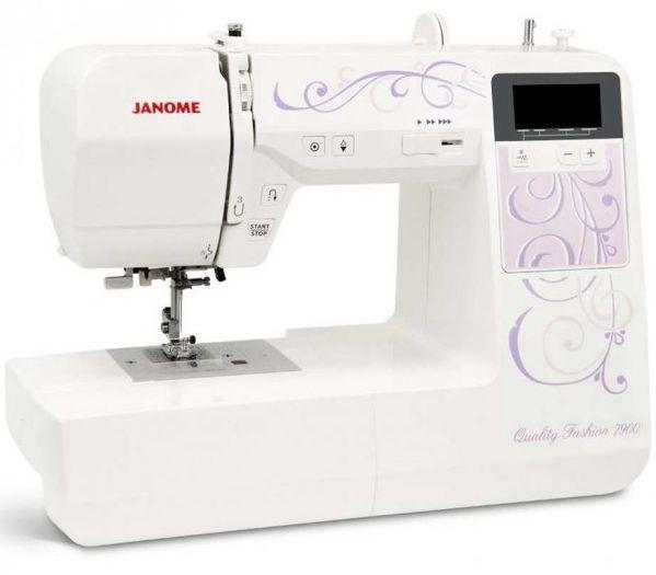 Швейная машина Janome QF7900