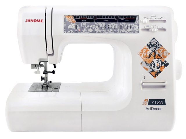 Швейная машина Janome ArtDecor 718A