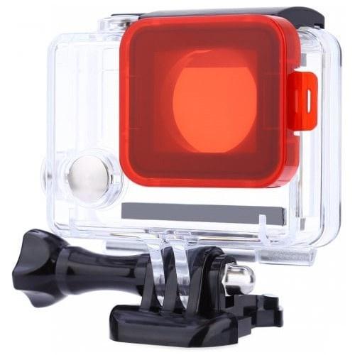 Подводный фильтр GoodChoice для GoPro HERO 3+ (красный) GoodChoice