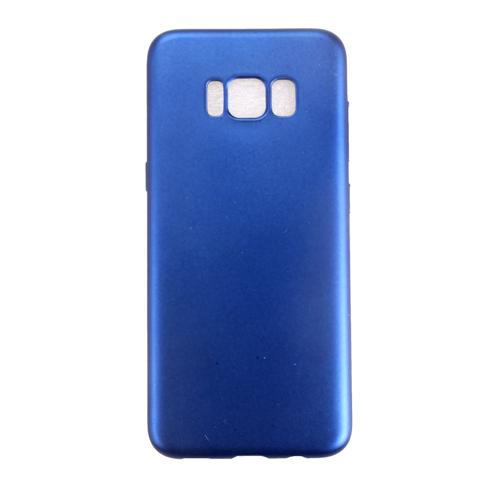 Чехол NUOBI для Samsung Galaxy S8, синий матовый защитный чехол stents для телефонов samsung galaxy note 7 из пс пластика и термополиуретана