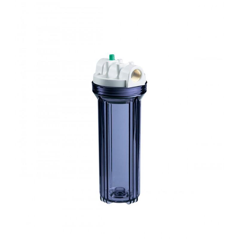 Корпус прозрачный для холодной воды HCC 10SL 3/4 арт.2001 предфильтр eco filter ecofilter для хол воды 3 4 прозрачный 0686