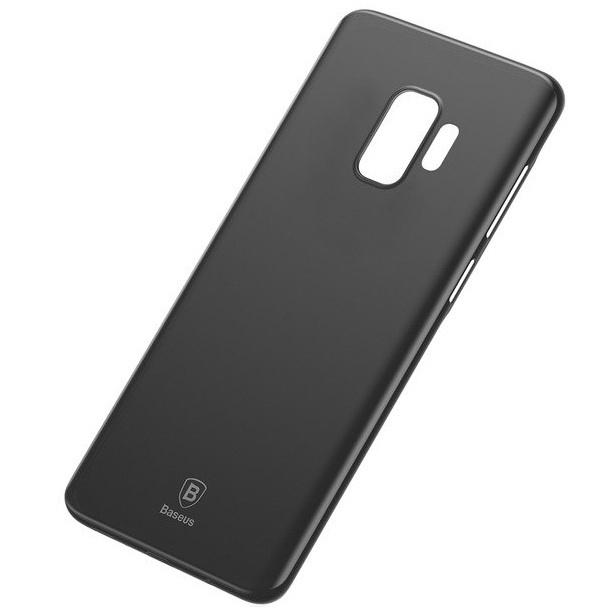 Чехол для Samsung Galaxy S9 Baseus Wing - Черный (WISAS9-A01)