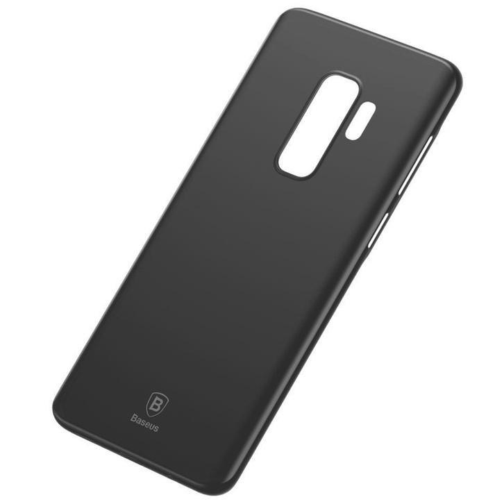 Чехол для Samsung Galaxy S9 Plus Baseus Wing - Черный (WISAS9P-A01)