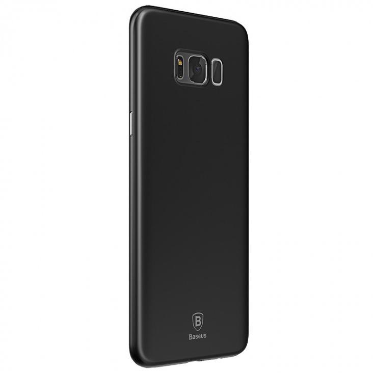 Чехол для Samsung Galaxy S8 Baseus Wing - Черный (WISAS8-A01)
