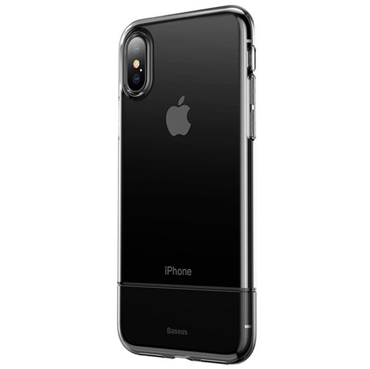 Чехол для iPhone XS Max гибридный Baseus Soft And Hard - Черный (WIAPIPH65-RY01) melanie mcgrath hard soft and wet