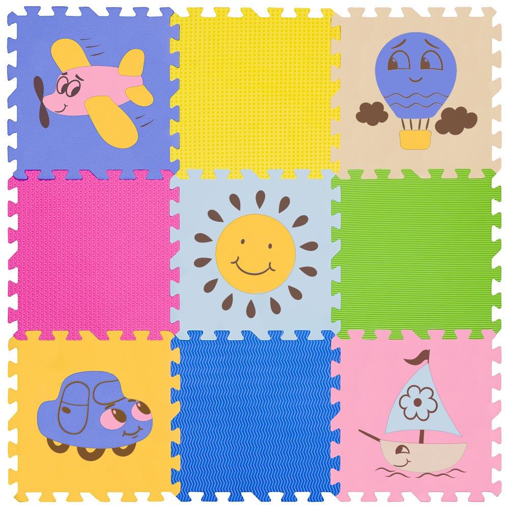 цены Funkids / Детский игровой коврик-пазл