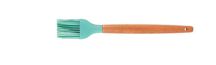 Кисть кулинарная Silicone Kitchen, цвет бирюзовый, 27 см
