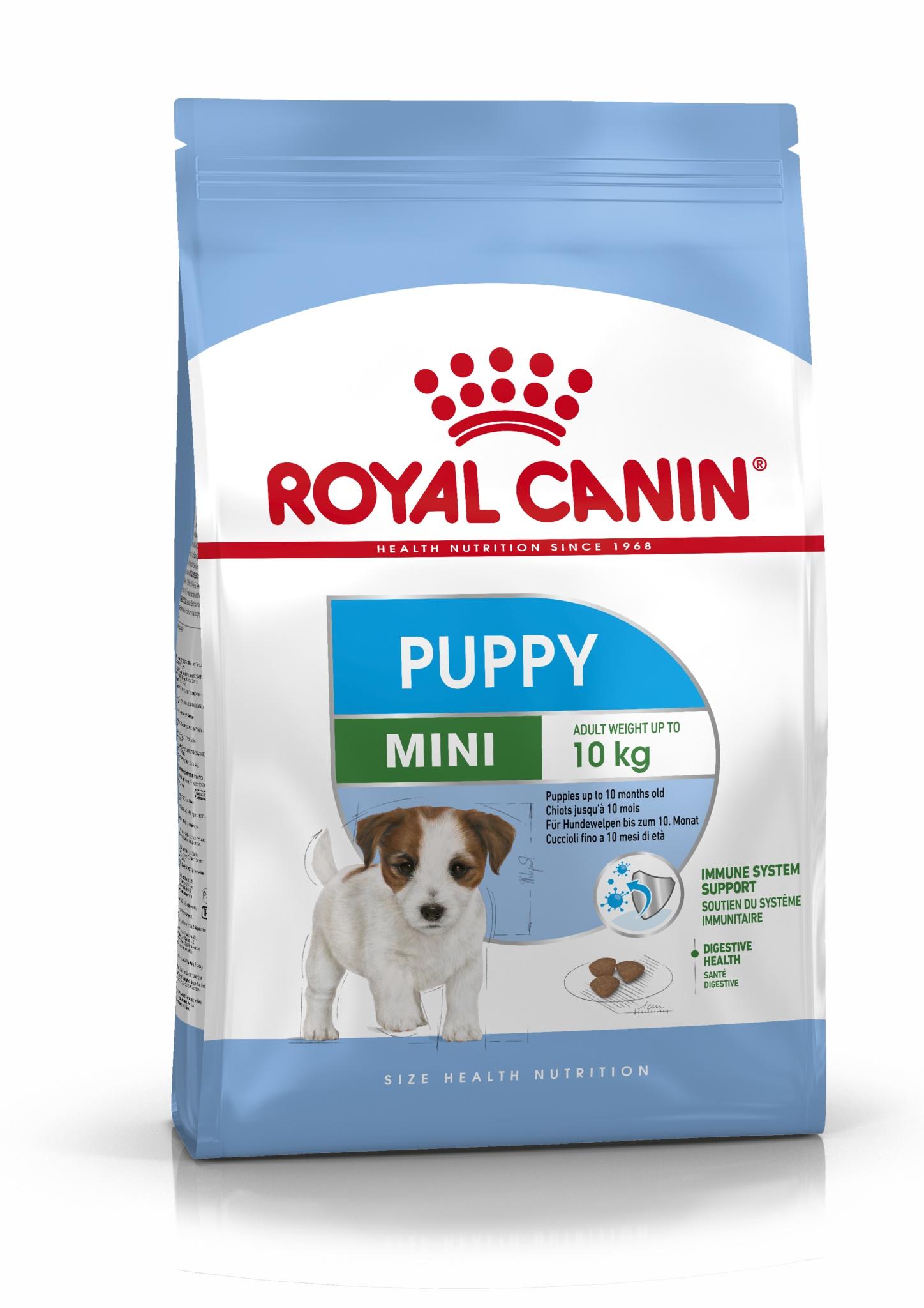 Royal Canin корм для щенков миниатюрных пород (3 кг) royal canin корм для щенков крупных пород 3 кг