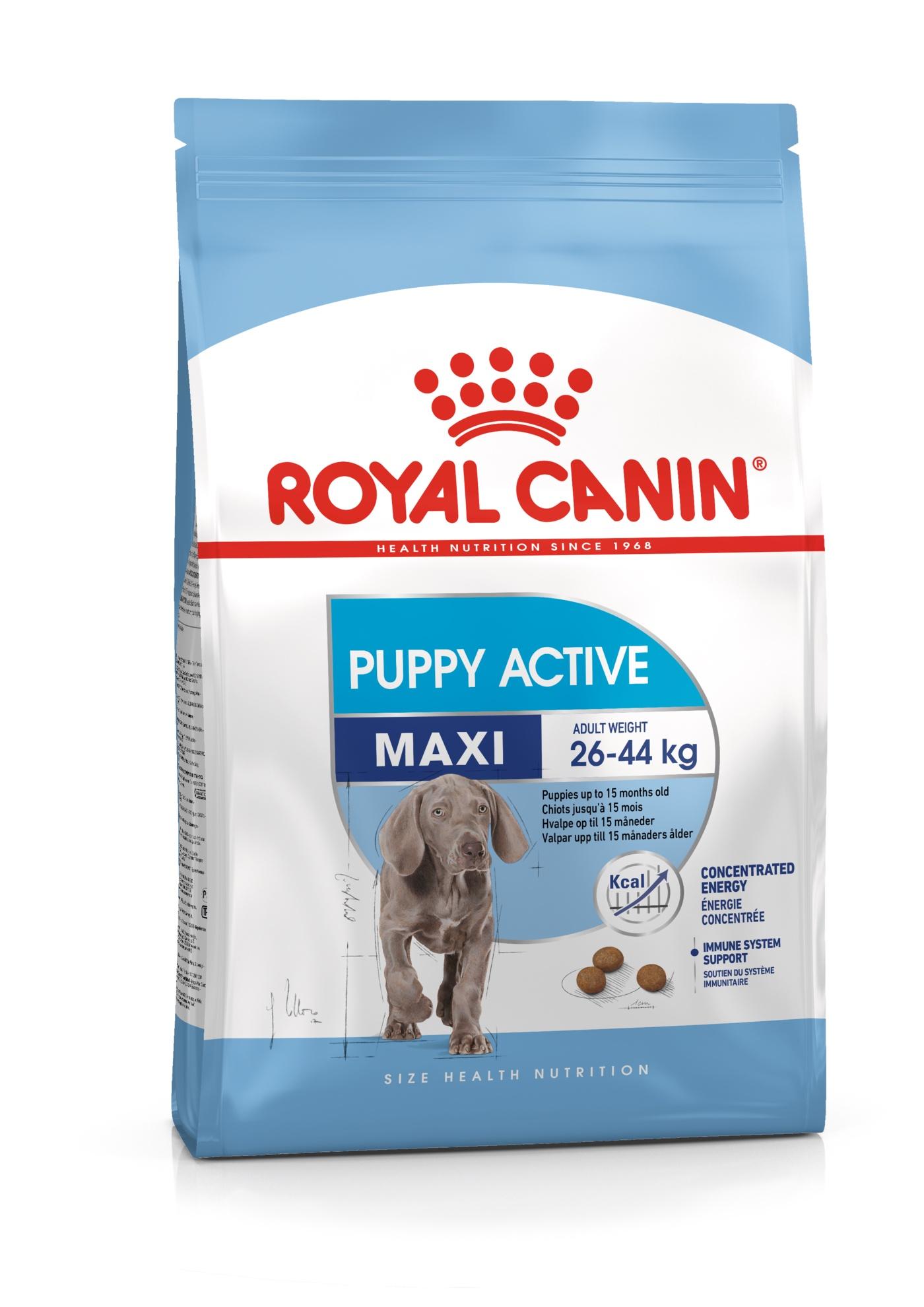 Royal Canin корм для щенков крупных пород с высокими энергетическими потребностями (15 кг) royal canin корм для щенков крупных пород 3 кг