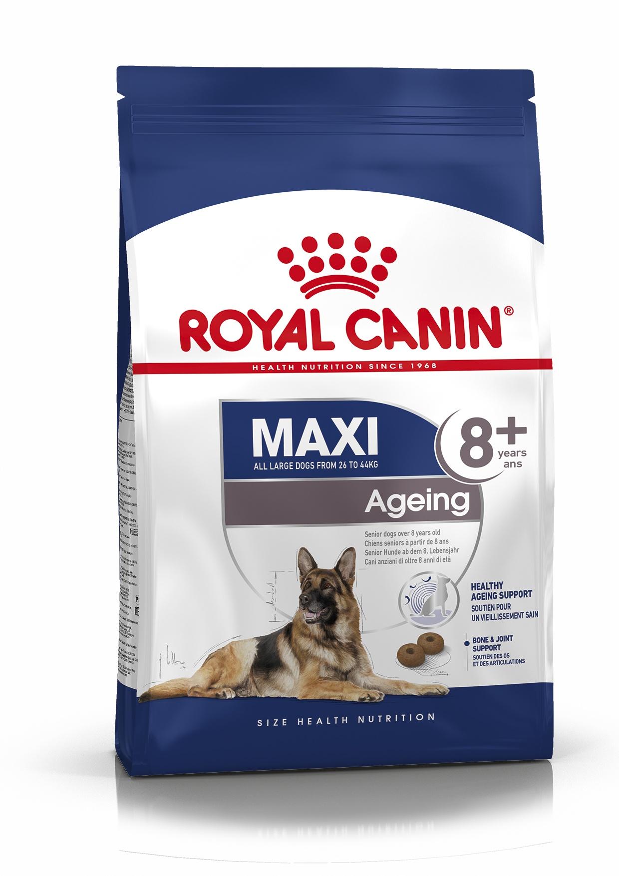 Royal Canin корм для пожилых собак крупных пород (3 кг) royal canin корм для щенков крупных пород 3 кг