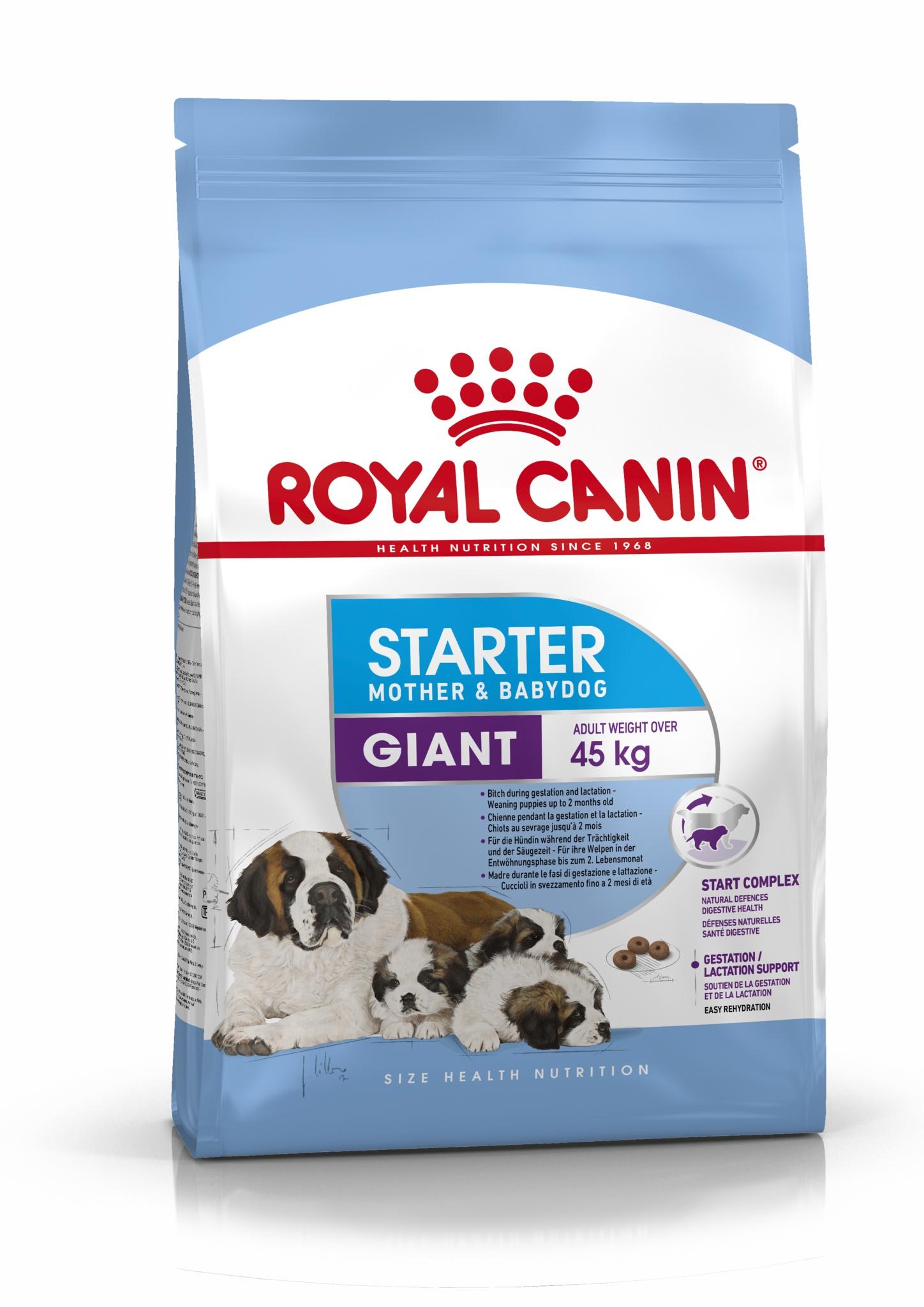 Royal Canin корм для щенков крупных пород до 2-х месячного возраста (4 кг) royal canin корм для щенков крупных пород 3 кг