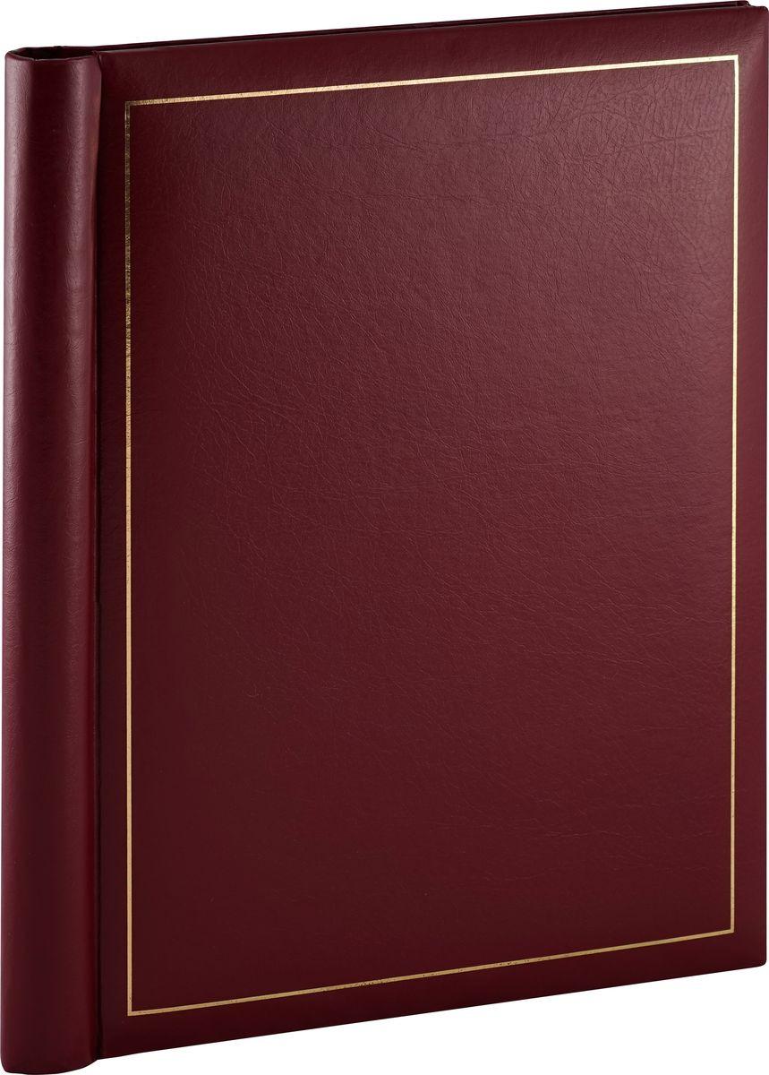 Фотоальбом магнитный Fotografia Классика, FA-VSA30-502, красный, 23 х 28 см, 30 листов фотоальбом магнитный fotografia свадебный fa sa30 337 23 х 28 см 30 листов