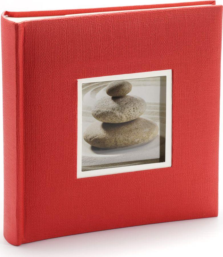 Фотоальбом Fotografia Классика, FA-EBBM200-837, красный, 200 фото цена