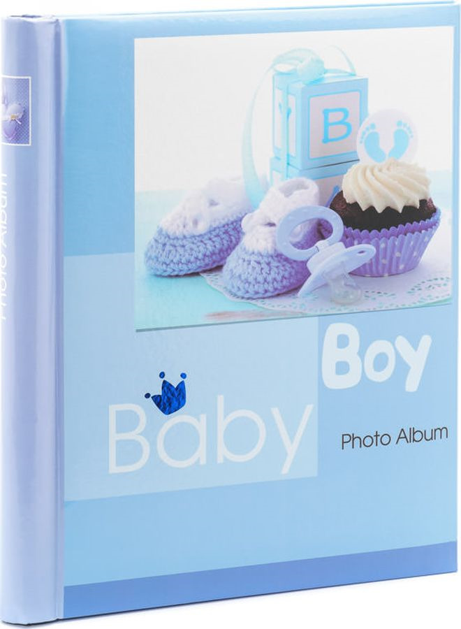 Фотоальбом магнитный Fotografia Детский, FA-SA10-221, 23 х 28 см, 10 листов цена