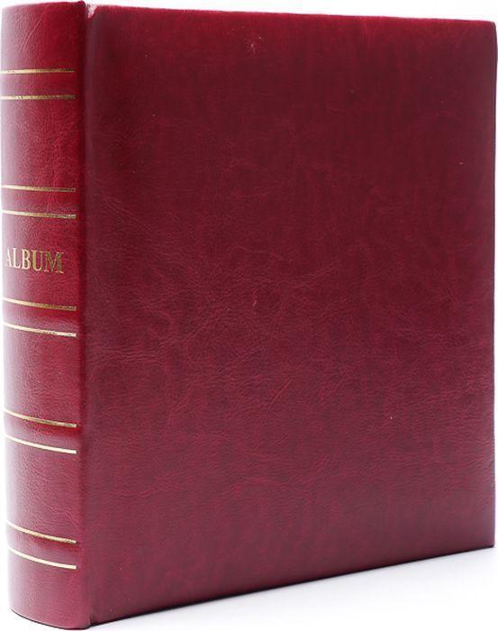 Фотоальбом Fotografia Классика, FA-EBBM200-845, бордовый, 200 фото цена